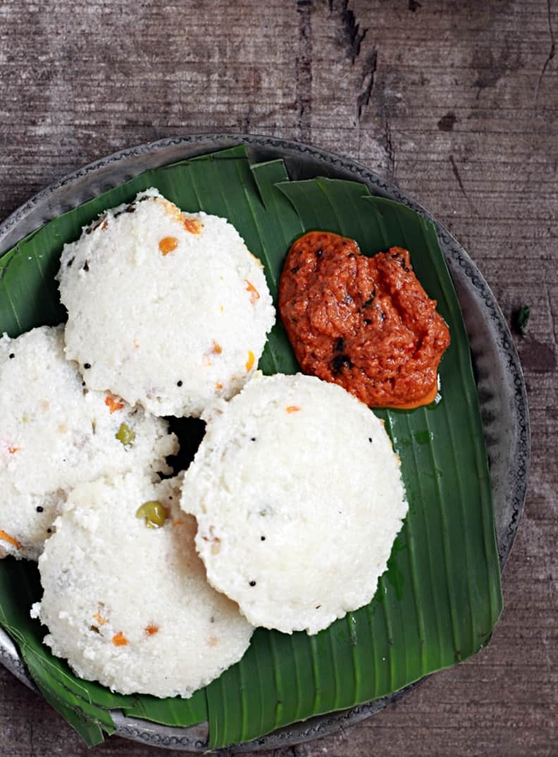 poha idli recipe a