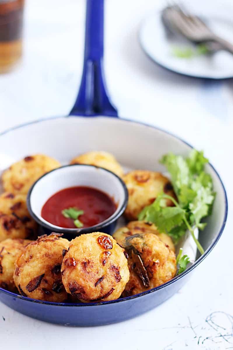 rice patties recipe