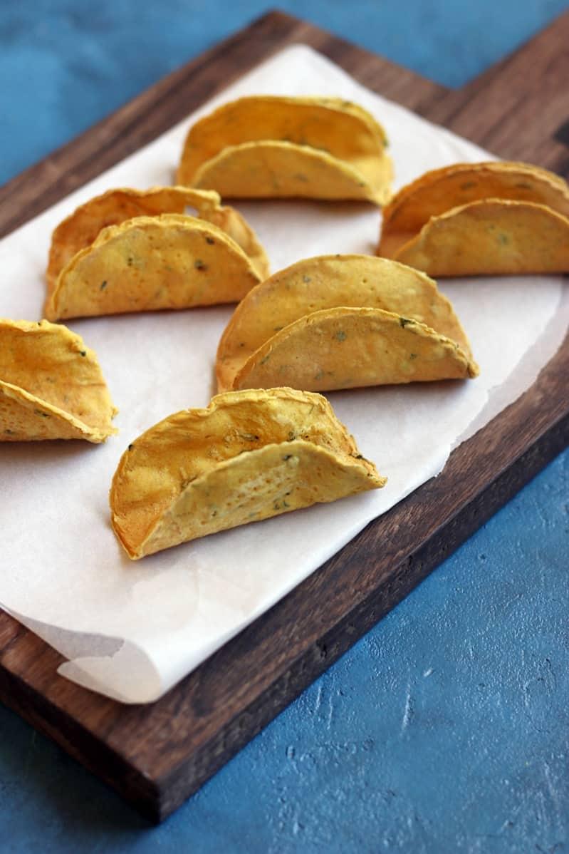 taco shell recipe