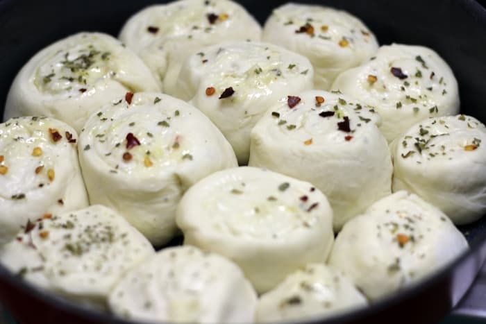 garlic rolls recipe step 5