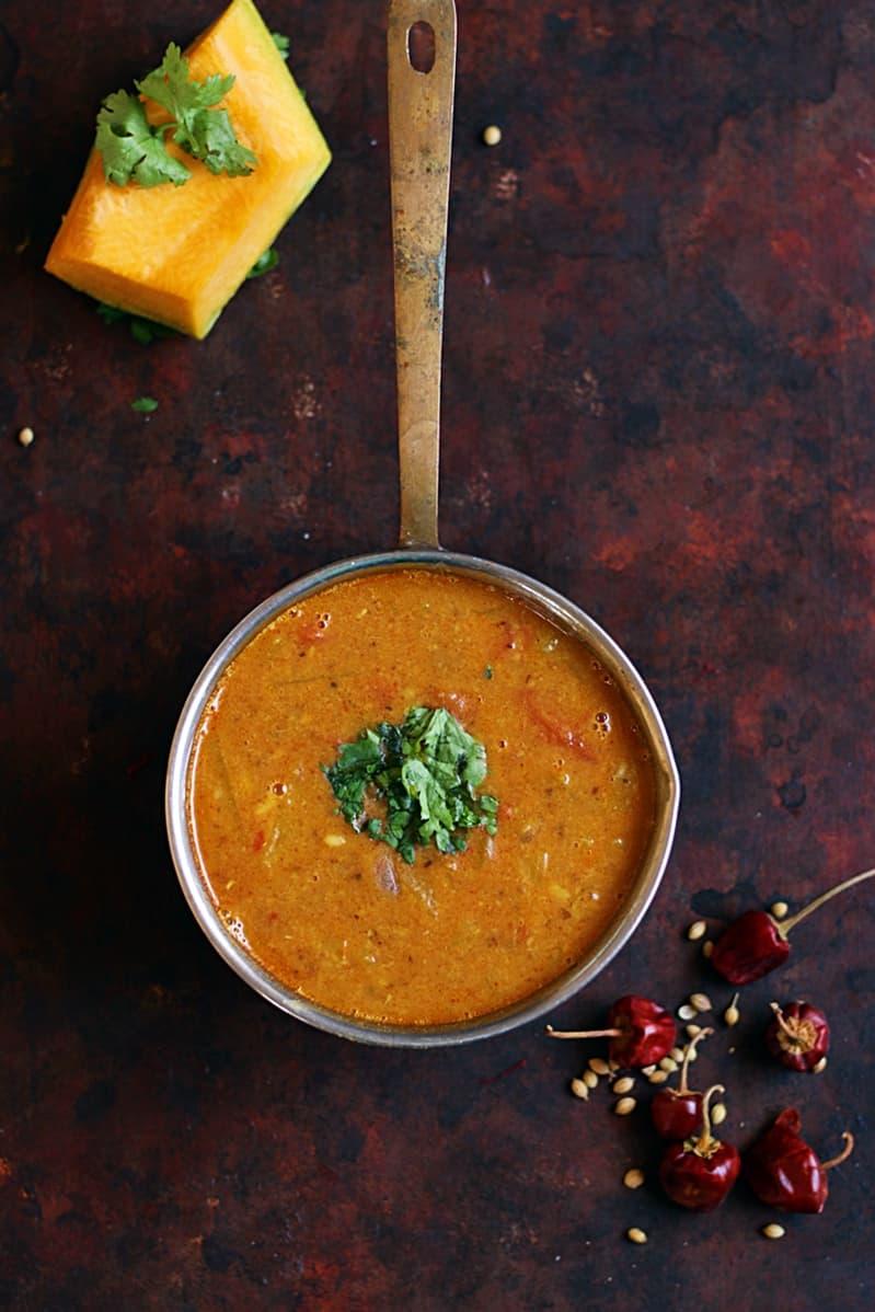 hotel sambar recipe a