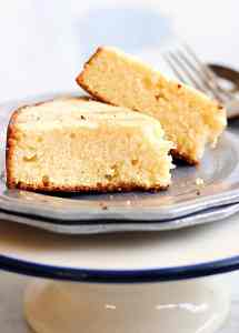 Eggless orange cake recipe in pressure cooker