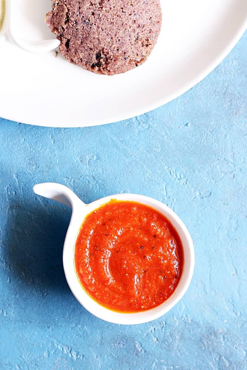 garlic tomato chutney recipe c