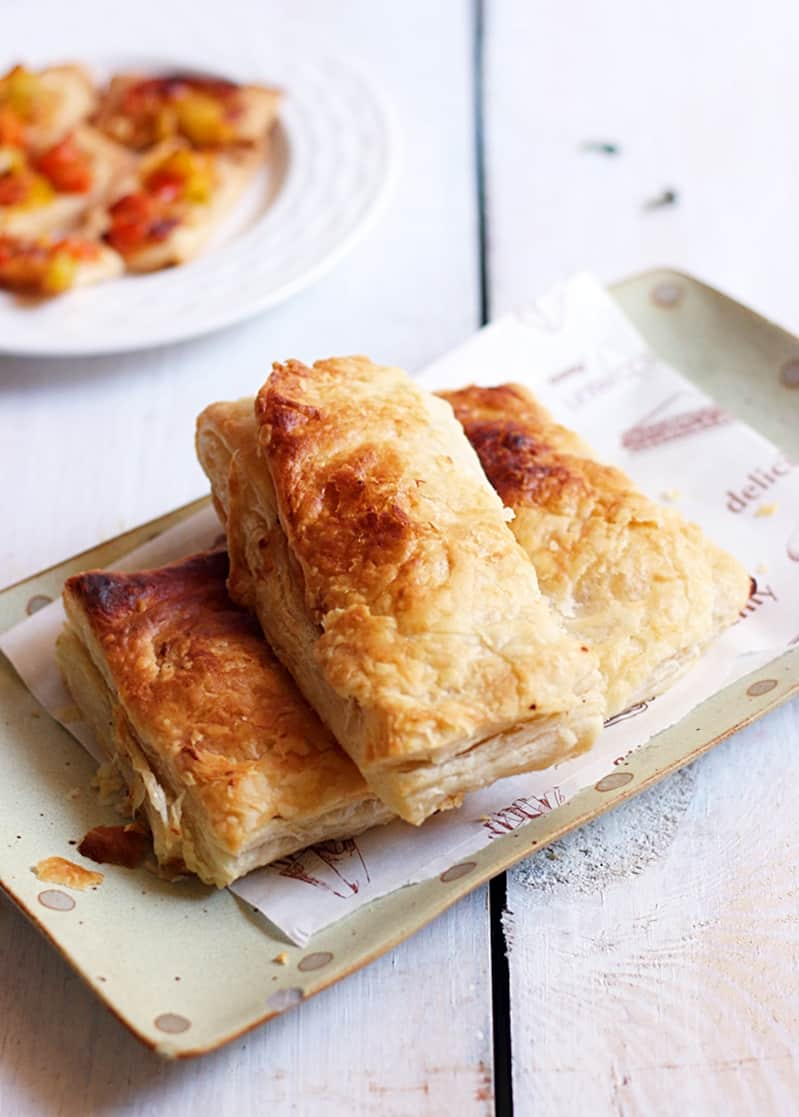 pizza puff recipe