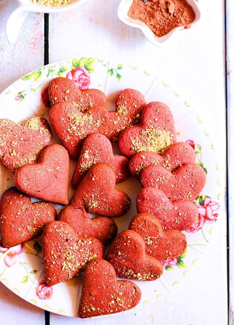 red velvet cookies recipe c