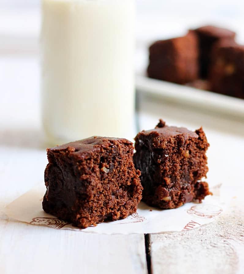 vegan chocolate banana cake recipe a