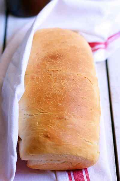 White bread recipe | Basic white loaf recipe