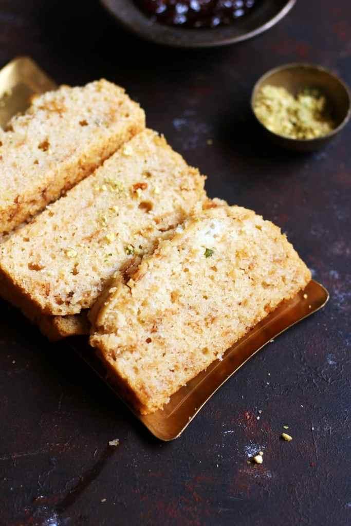 gulkand cake recipe c