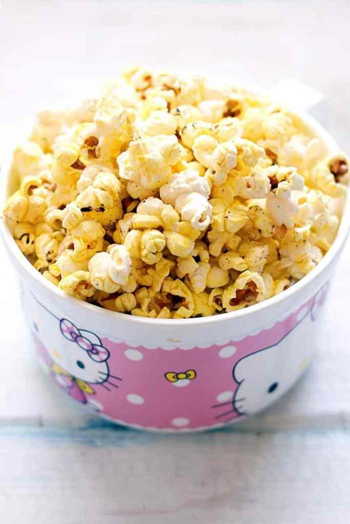 popcorn recipe a