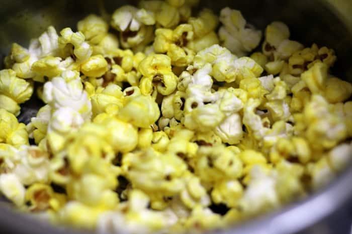 popcorn recipe step 3