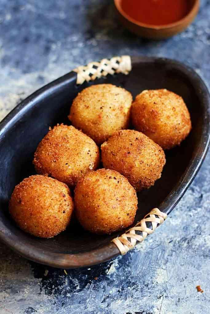 cheese balls recipe d