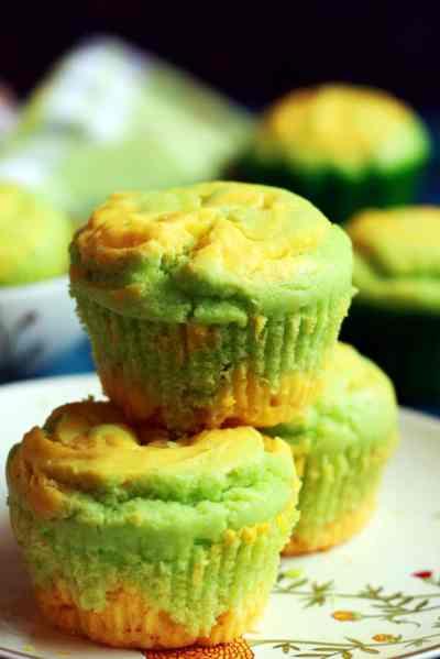 mango paan muffin recipe | How to make mango paan muffin recipe