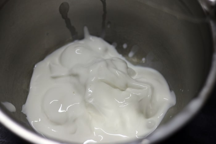 vanilla ice cream recipe step 3