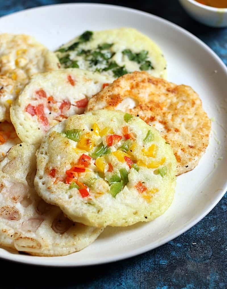 7 taste uthappam recipe b