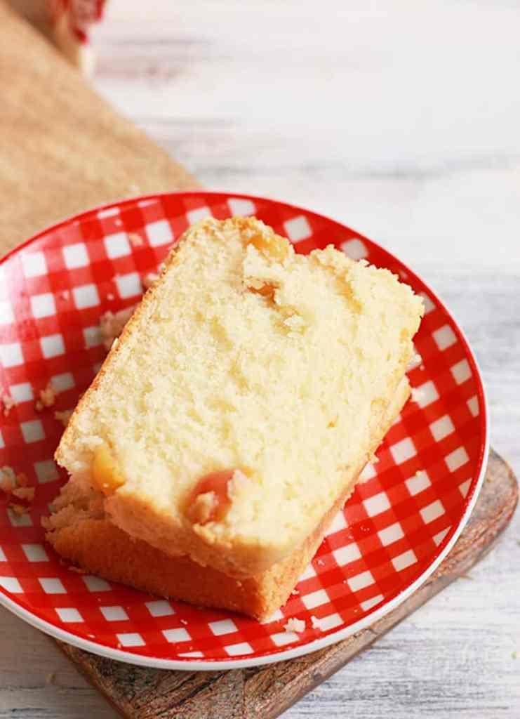 egglesscherry pound cake recipea