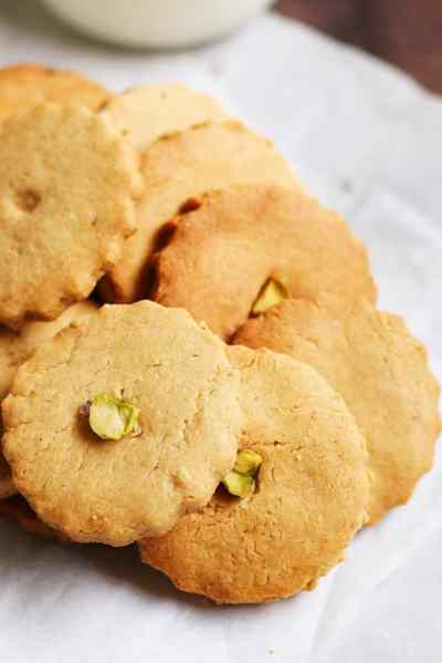 whole wheat butter cookies recipe a