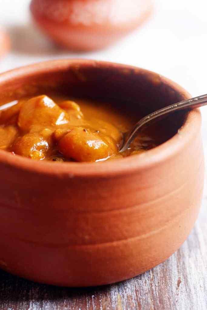 kara khuzambu recipe a