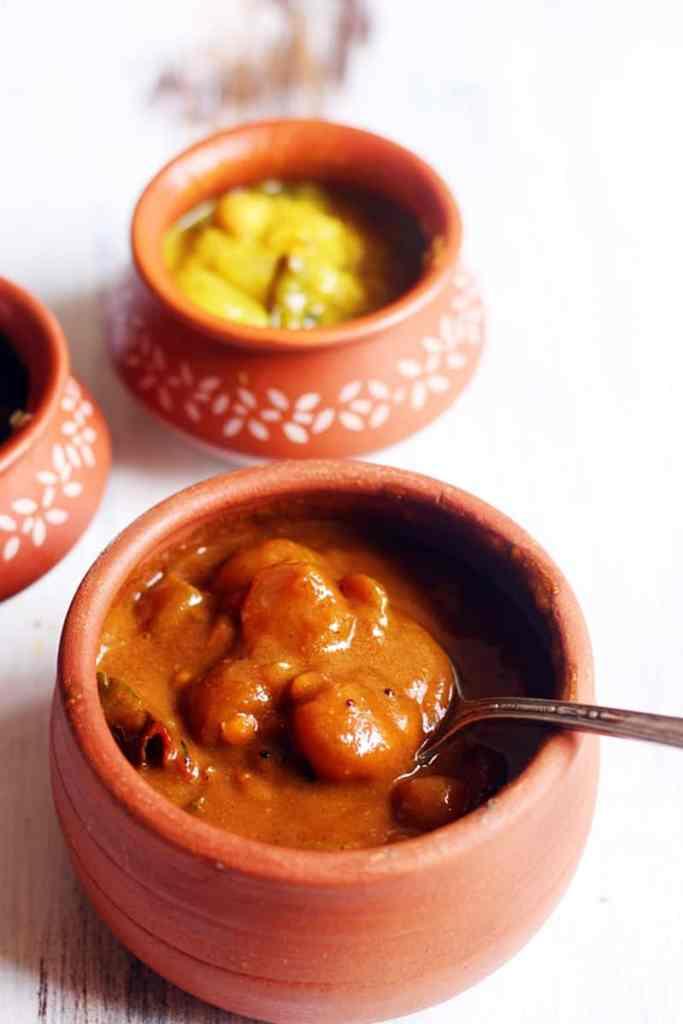 kara khuzambu recipe b