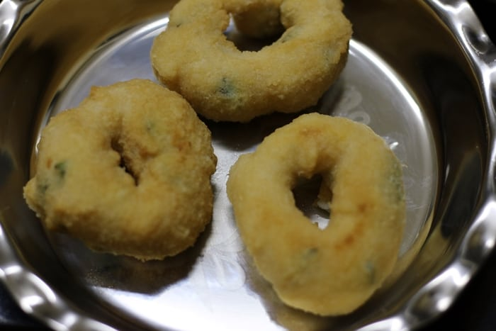 sambar vada step 3