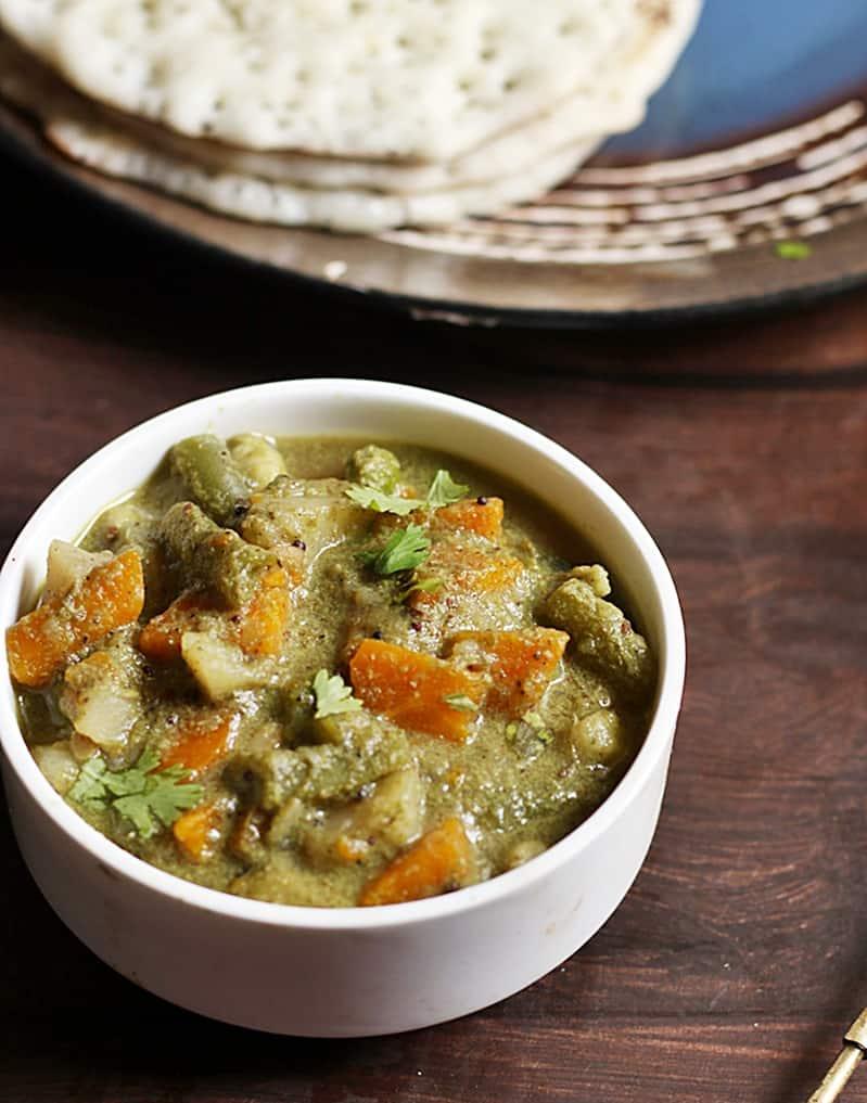 vegetable saagu recipe. a