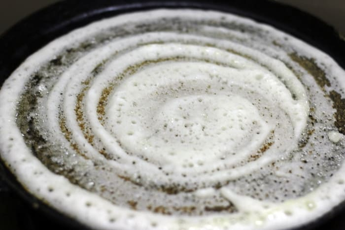 ghee roast dosa recipe step2