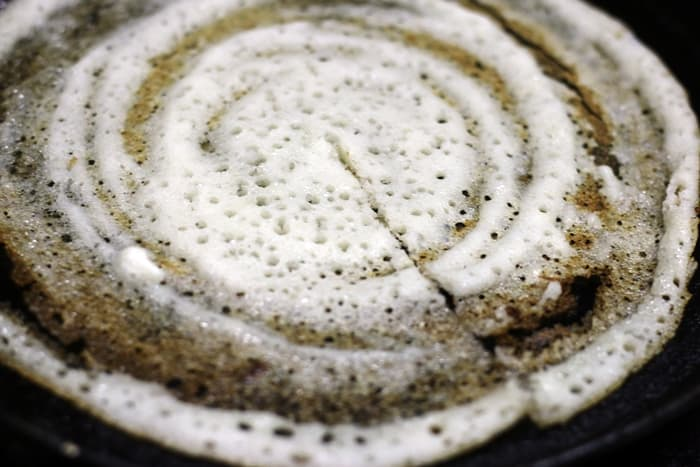 ghee roast dosa recipe step4