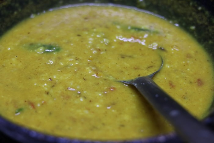 moong dal fry recipe step 6