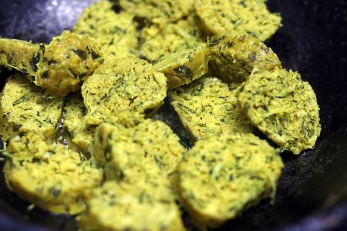 Muthia recipe step 6