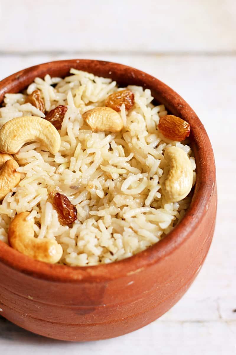 ghee rice recipe b
