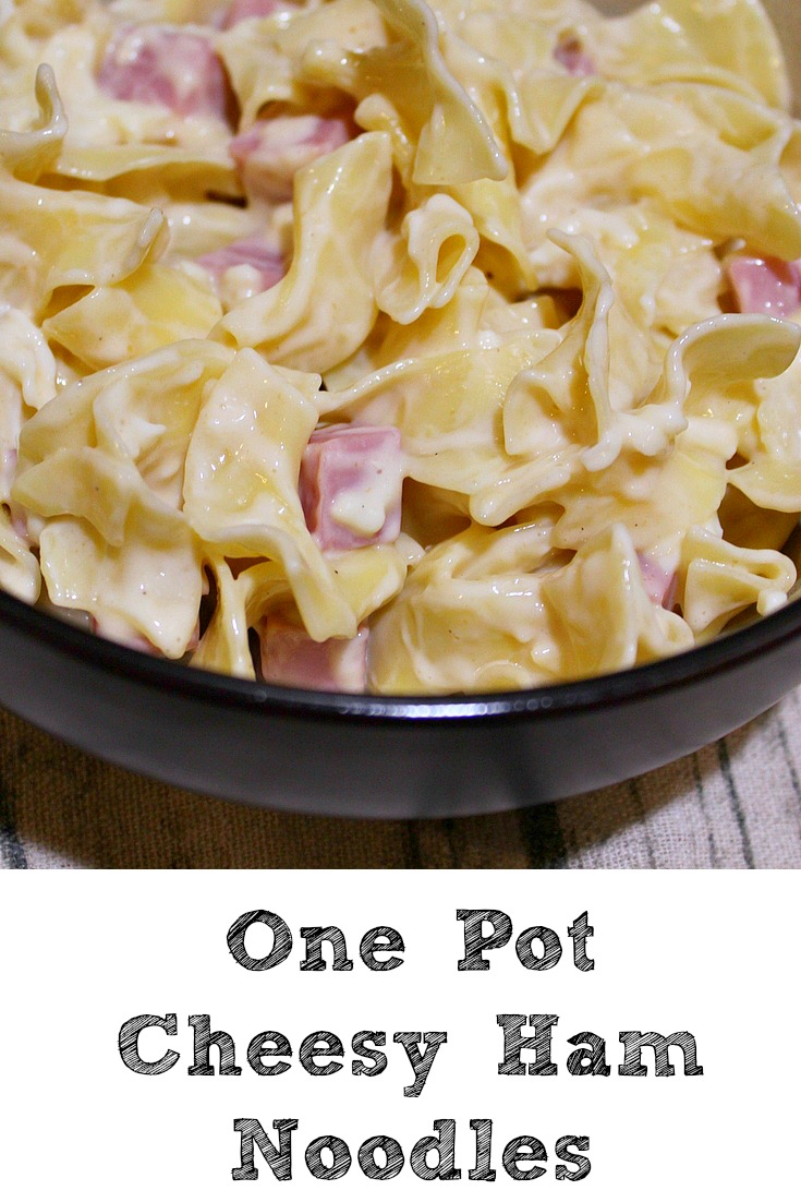 Dashing Pot Menu Noodles Pot Reviews Se Easy One Pot Cheesy Ham Noodles Is Quick Night Dinner To Makethat Easy One Pot Cheesy Ham Noodles Cook Eat Go Noodles nice food Noodles In The Pot