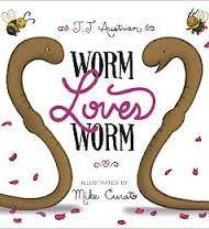 Worm Loves Worm - J.J. Austrian