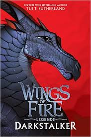 Wings of Fire: Darkstalker - Tui T. Sutherland