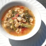Recipe: White beans and greens soup