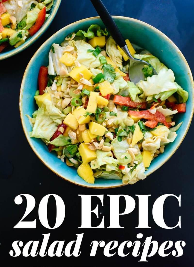 Large Of Best Fast Food Salad
