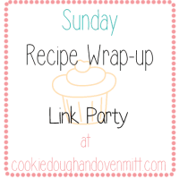 Sunday's Recipe Wrap-up #1