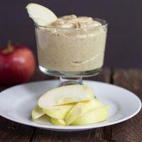 3 Ingredient Maple Walnut Apple Dip
