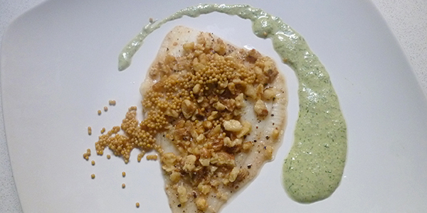 lemon-sole-dill-walnuts