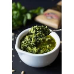 Small Crop Of Creamy Pesto Sauce