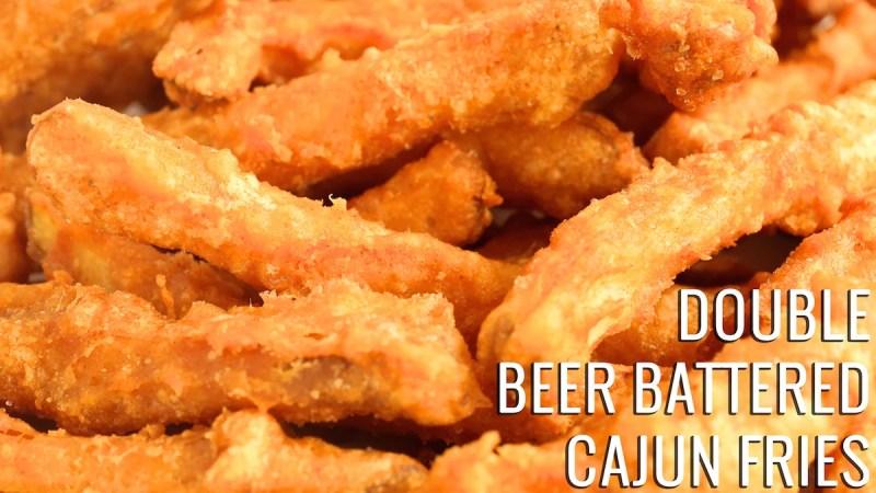 Large Of Beer Batter Chicken