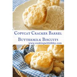 Small Crop Of Cracker Barrel Biscuits