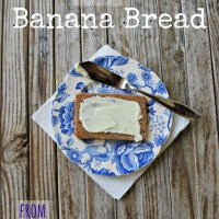 Guest Post by Bre'anna from He Won't Know It's Paleo - AIP Banana Bread