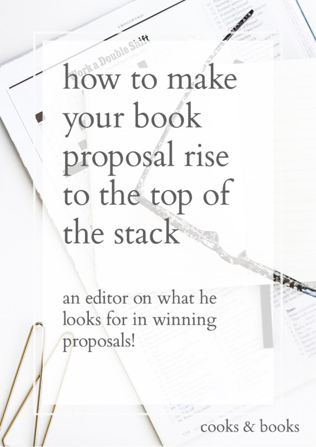 How Literary Agents and Editors Evaluate Book Proposals ...