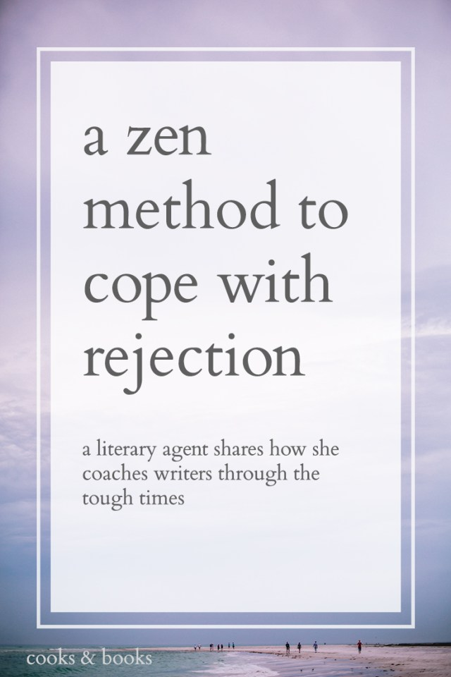 Literary agent rejections