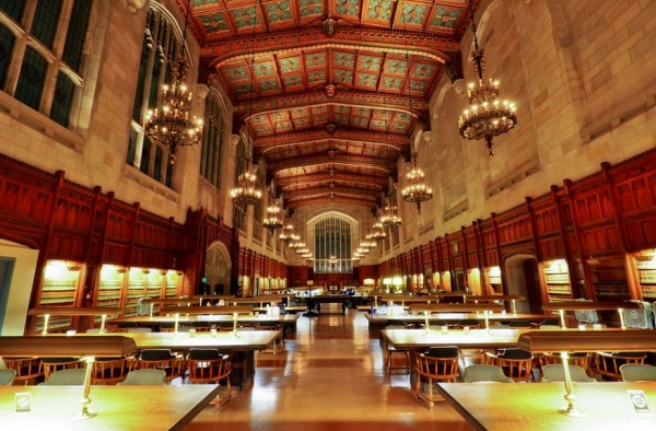 I see your Stanford University and raise you with the University of Michigan