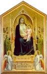 Ognissanti Madonna, Giotto