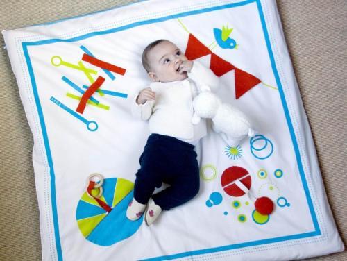 Medium Of Baby Play Mat