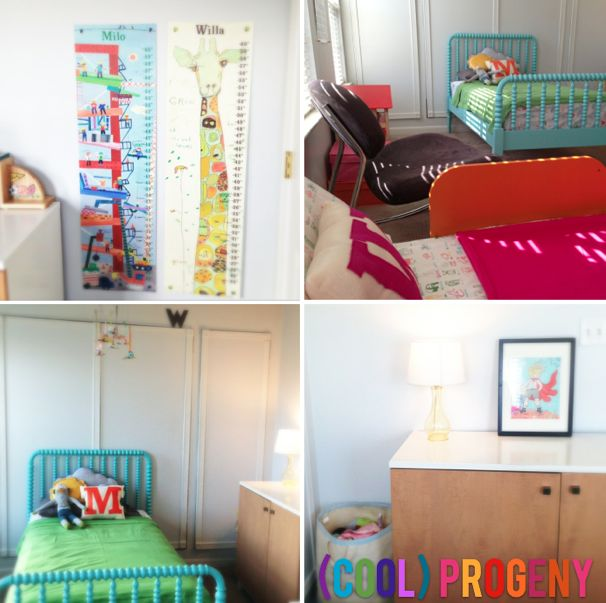Room Sharing Design Tips - (cool) progeny
