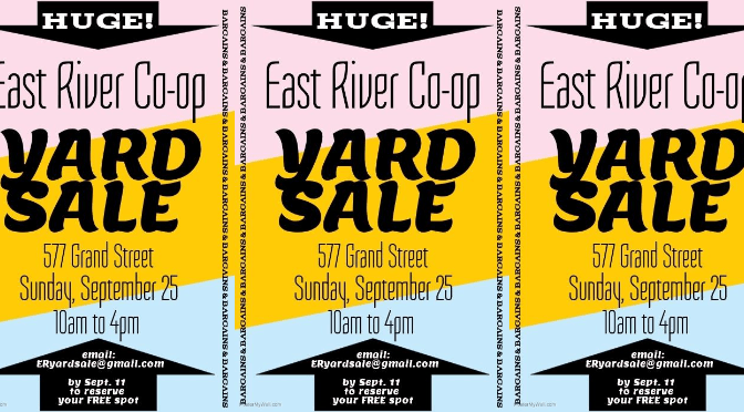 yard sale feature image