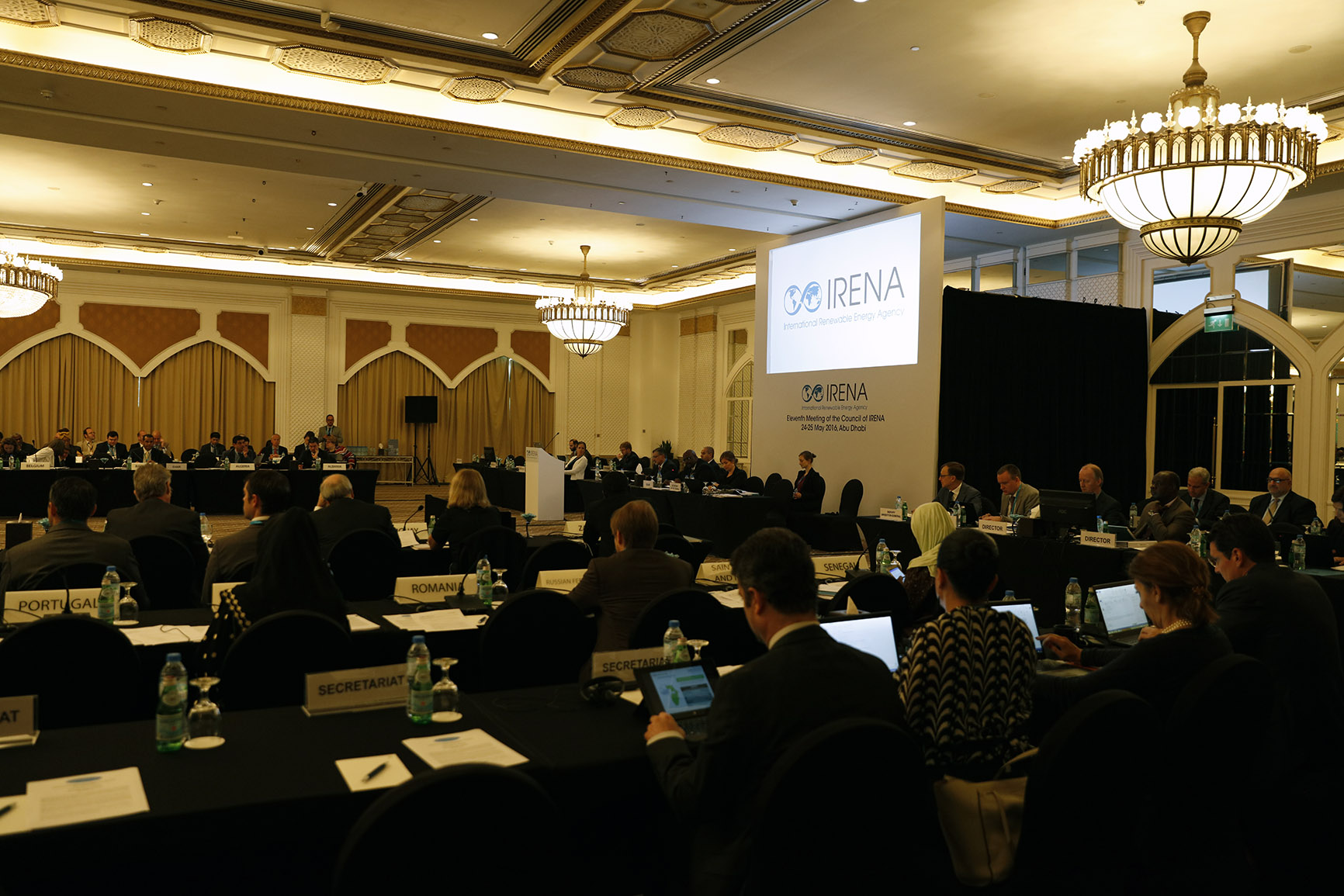 IRENA's 11th Council Meeting Underway