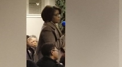 Linda Hudson, Concerned Citizen and Community Activist